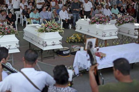 Cinco detenidos por muerte de jóvenes en Morelos