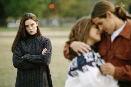 Cuatro actos que cuentan como infidelidad