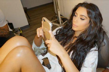 Kim Kardashian reaparece en las redes sociales