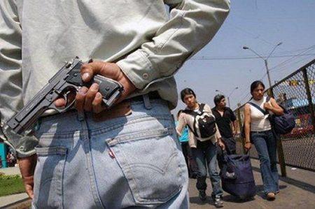 Un millón 154 mil 986 delitos se han cometido en México