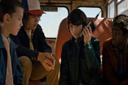Niños de 'Stranger Things' se enfrentan a 'La Llorona'