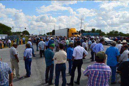 Campesinos exigen pagos pendientes del ProAgro Proctivo