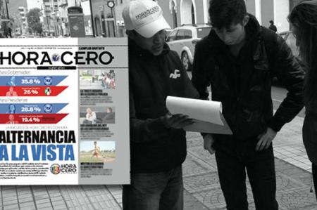 La encuesta de Hora Cero en Coahuila: el PAN ganaría