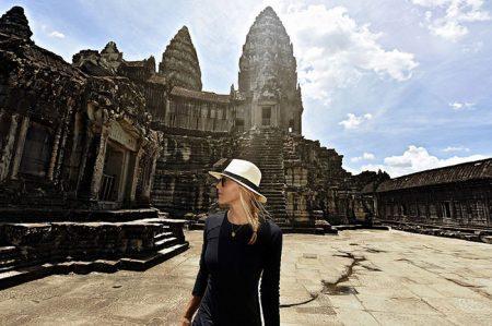 La primera mujer que logró visitar cada país del mundo tiene 27 años