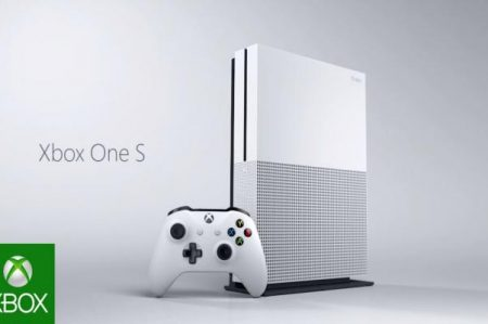 Xbox One S ya disponible en México
