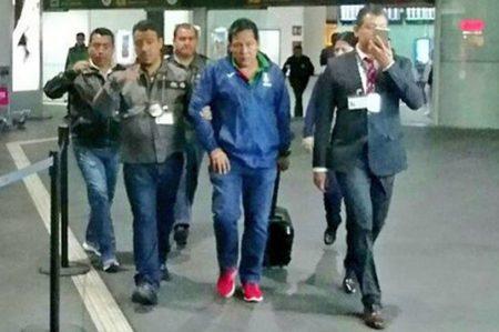 Detienen a Presidente de la Federación Mexicana de Atletismo