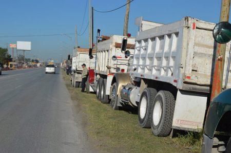 Transportistas podrían bloquear a GOMIBA