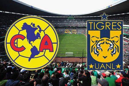 Boletos para el Tigres-América rondan los 2,500 pesos