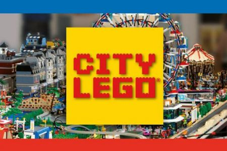 Crean Ciudad Lego en Roma con 7 millones de piezas