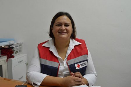 Cruz Roja emite recomendaciones para prevenir accidentes