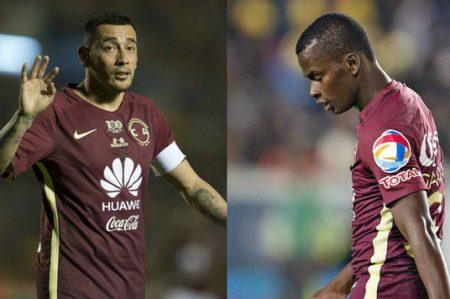 Sambueza y Quintero en la lista de transferibles del América