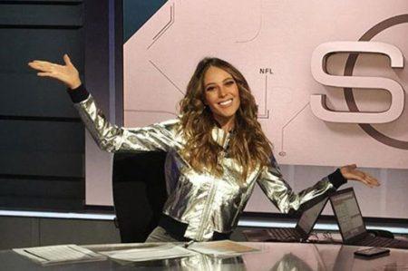 Vanessa Huppenkothen sorprende con imitación de Shakira