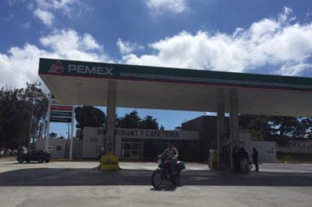 Vendedores reportan desabasto de gasolina en Chiapas