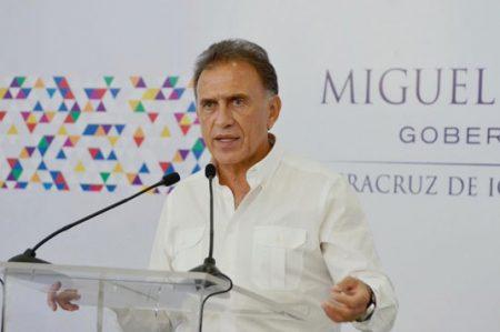 Yunes presenta terna para Fiscalía de Veracruz