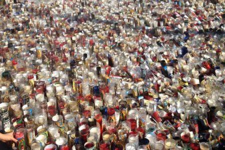 Miles de creyentes acuden a la Basílica de Guadalupe