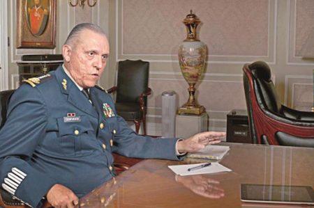 Ejército respetará fallo sobre Ley de Seguridad