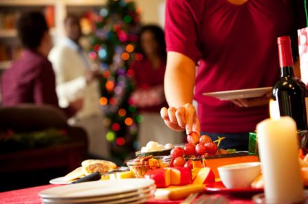Consejos para no aumentar de peso en las fiestas decembrinas