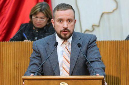 Exige Congreso a alcalde negar permiso a cementera en García