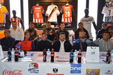 Ex Chivas se enfrentarán a Leones Blancos