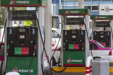 Bajan precios de gasolinas y diesel entre 1 y 3 centavos