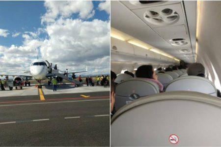 No intimida a pasajeros tragedia del Chapecoense