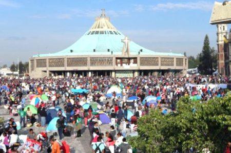 Peregrinos rompen récord en La Villa: 7.19 millones