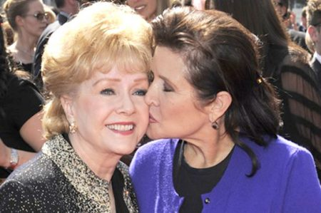 Documental mostrará relación entre Carrie Fisher y Debbie Reynolds