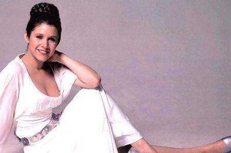Carrie Fisher predijo su muerte, dice Blunt