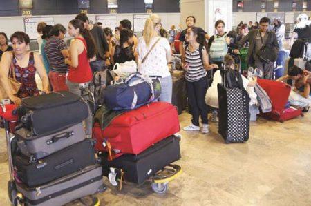 Aeroméxico cobrará por maleta en vuelos entre México y EU o Canadá