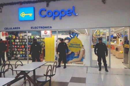 Algunos saqueadores regresaron mercancía robada, dice Coppel