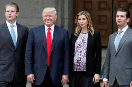 Bienes de Trump en fideicomiso para evitar conflicto de interés