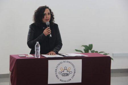 CEDHNL emprende acciones de protección a menores