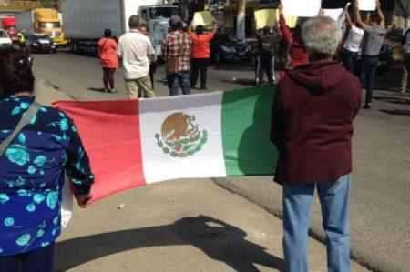 Con marchas pacíficas contra gasolinazo se desmarcan de saqueos