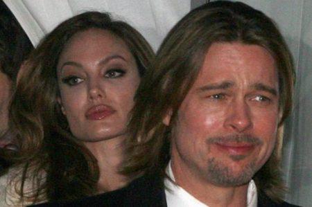 Jolie está 'furiosa' por apoyo de Hollywood a Pitt, según revista