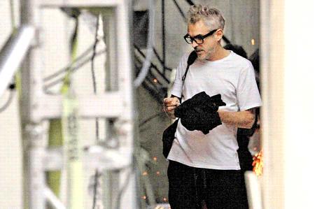 Plataformas y cine tradicional superarán conflictos: Alfonso Cuarón