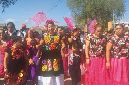 Asumen el poder cinco mujeres zapotecas