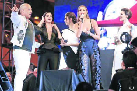Vin Diesel declara su amor por México