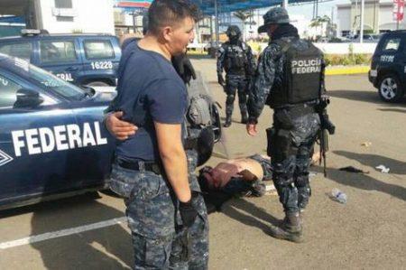 Comisionado de PF lamenta agresión a federales en Rosarito