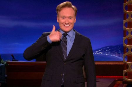 Conan O'Brien grabará programa en México (VIDEO)