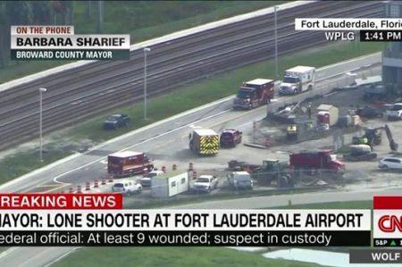 Cinco muertos y ocho heridos por tiroteo en Florida