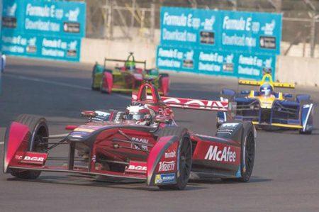 La Fórmula E, el refugio de ex pilotos de F1