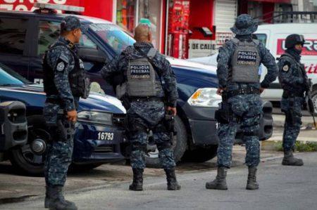 Llegan 45 federales de la Gendarmería