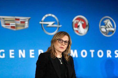 General Motors trasladará parte de su producción de México hacia EU