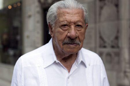 Ignacio López Tarso festejará sus 92 años trabajando