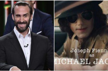 Joseph Fiennes, irreconocible en su papel de Michael Jackson