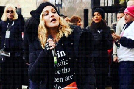 'Madonna es asquerosa', señala Donald Trump