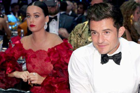 El súper regalo de Katy Perry a su novio