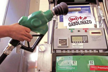 no aplicar nuevo gasolinazo