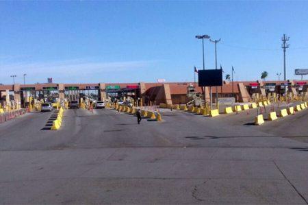 Disminuye aforo vehicular en puentes de Reynosa: CAPUFE