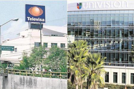 Televisa y Univision van por 175 millones de televidentes